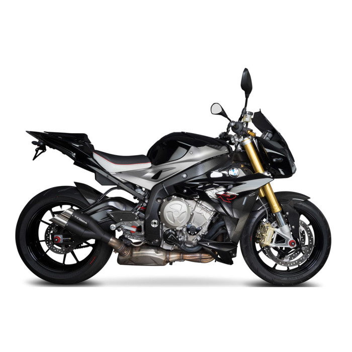 SPEEDPRO COBRA Hypershots Slip-on mit EG-ABE BMW S 1000 R