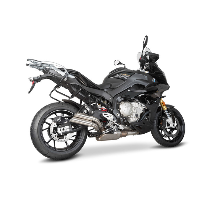 SPEEDPRO COBRA Hypershots Ultrashort Slip-on mit EG-ABE BMW S 1000 XR