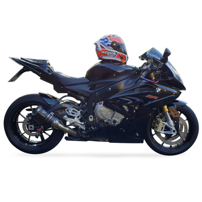 SPEEDPRO COBRA SPX Slip-on mit EG-ABE BMW S 1000 RR