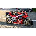 SPEEDPRO COBRA X7 Slip-on Dual mit EG-ABE Honda VTR 1000 SP1